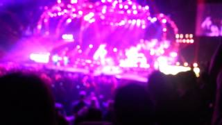 Kiss Halifax 2013 Concert Opening - Pyscho Circus!