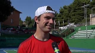 Jurij Rodionov – Guzzini Challenger 2019 – DAY 4