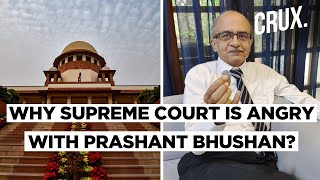 Why Prashant Bhushan Has Been Fined Re 1 In Criminal Contempt Case? - Download this Video in MP3, M4A, WEBM, MP4, 3GP