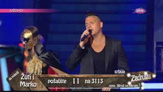 Zadruga - Zadrugovizija 4: Sloba Radanović i Luna Đogani - Sinovi tuge - 11.06.2018.