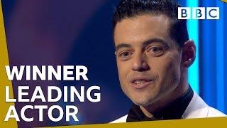 Rami Malek wins Leading Actor BAFTA 2019 рџЏ†- BBC