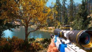 Far Cry New Dawn - Hunting Ducks - Open World Free Roam Gameplay (PC HD) [1080p60FPS]