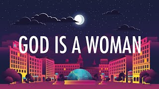 Ariana Grande – God Is A Woman (Lyrics) 🎵
