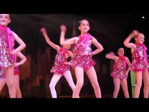 Maggie's Dance Recital - Tap:
