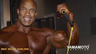 2019 Arnold Classic Mens Bodybuilding Backstage Video Pt.3