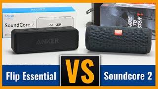 JBL Flip Essential vs ANKER Soundcore - Vergleich