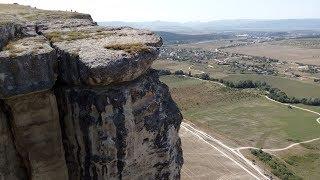 Крым. Виды с плато Белой Скалы