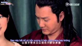 [Phong Thần Subteam] Vietsub Teaser 2 Lan Lăng Vương (14p) - Phùng Thiệu Phong & Lâm Y Thần