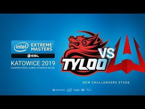TyLoo vs AVANGAR - IEM Season XIII - Katowice Major 2019 - map2 - de_inferno [MintGod & SSW]
