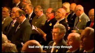 CWM RHONDDA-GUIDE ME, O THOU GREAT REDEEMER