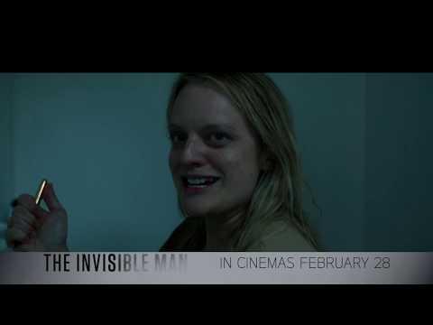 The Invisible Man (TV Spot 'Closer')