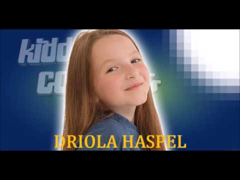 Kiddy Contest 2016 - DRIOLA HASPEL - Regenschirm