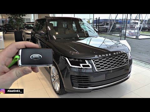 Land Rover Range Rover Autobiography 2018 | NEW FULL Review Interior Exterior