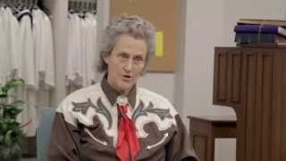 At minute 240 Temple Grandin discusses the randomized controlled trials done with