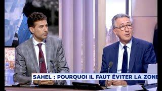 Analyse du jihadisme en Afrique - Débat avec Alexandre del Valle sur LCI