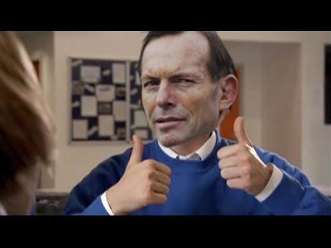 Someone Edited Tony Abbott Into Famous Movie Scenes And It's Amazing