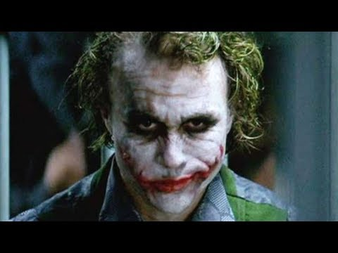 Patton Oswalt Has A Crazy Theory About Heath Ledger's Joker