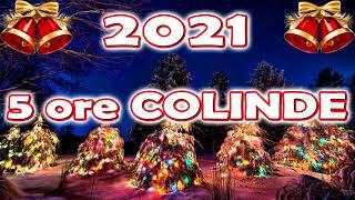 5 ore de colinde pentru seara de Craciun 2021