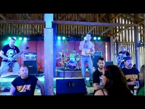 """Specyphi """"Break Away"""" Live  Rootfest 2012"""