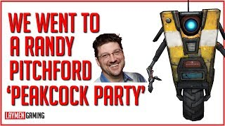 What REALLY Goes On At Randy Pitchford's 'Peakcock Parties'
