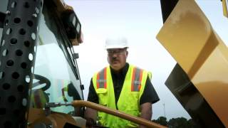 Daily Fluid Checks for Backhoe Loaders