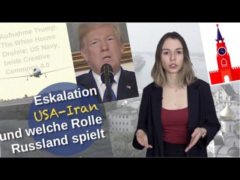 Eskalation USA-Iran – und welche Rolle Russland spielt [Video]