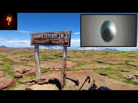 """Ancient """"UFO-Landing-Site"""" Found In Chile?"""
