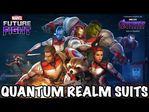 Avengers Endgame Update SNEAK PEEK #5  | Marvel Future Fight