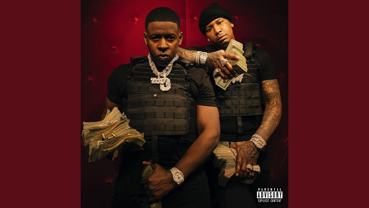 Code Red Album by Blac Youngsta & Moneybagg Yo (Official Audio)