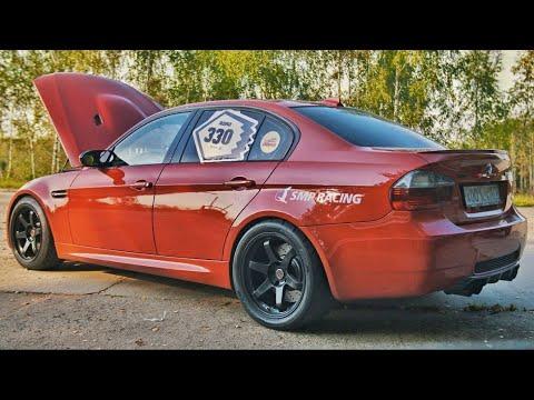 Быстрейшая BMW России. Спецвыпуск видео