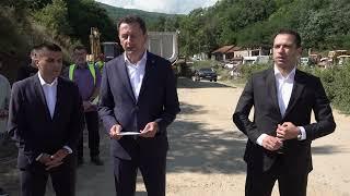 Започнува изградбата на пристапниот пат кон новите градски гробишта