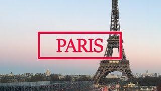 Trip To Paris 2018 | 4K