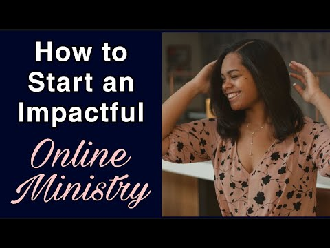 How to Start an Impactful Online Ministry    Prophetess Nicole Williams