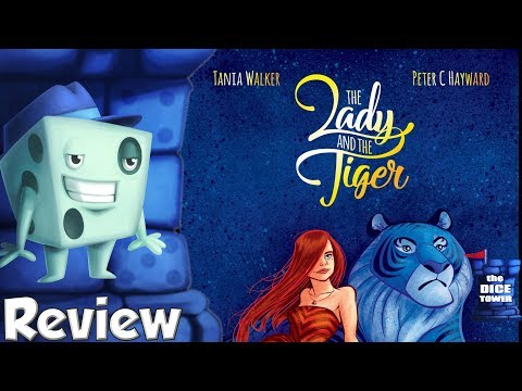 The Lady and the Tiger Review - with Tom Vasel