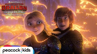 How To Train Your Dragon 3 - Official Trailer