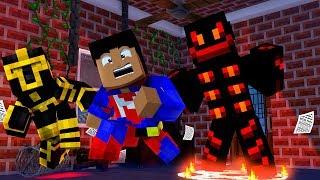 Invocamos A Zalgo Creepypasta En Minecraft Troll 😈😱