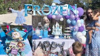FROZEN BIRTHDAY PARTY IDEAS! | Toddler Birthday Party