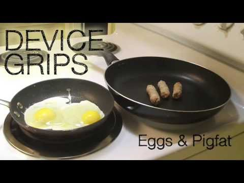 """EGGS & PIGFAT"" {Device Grips}"