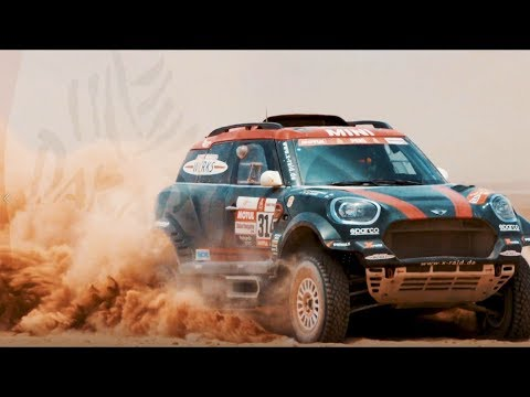Dakar 2019 - Stage 3-5 // X-raid MINI JCW Rally Team