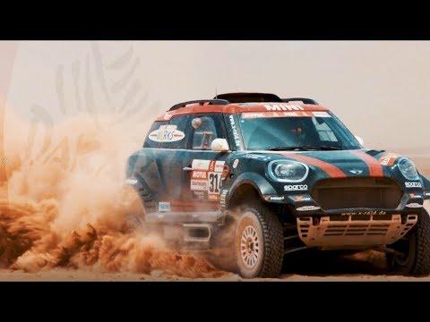 Dakar 2019 - Stage 3-5 // X-raid MINI JCW Rally Team