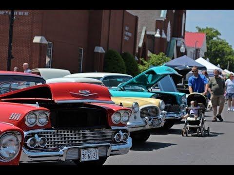 Gallatin Square Fest Classic Car Show Presented By Greater - Antique car show lafayette la