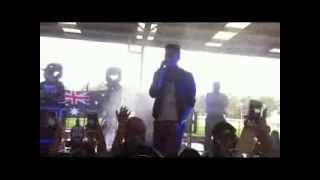 Faydee - Say My Name (Accapella Intro)(LIVE)