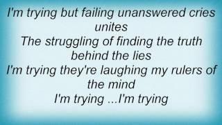 Evergrey - Rulers Of The Mind Lyrics