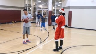 SANTA SO shuts down the Gym