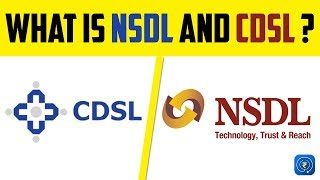 CDSL Vs NSDL - What is the Difference Between CDSL and NSDL   Stock Market