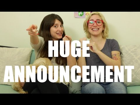 DO YOU HAVE A HUGE ANNOUNCEMENT??? / Just Between Us