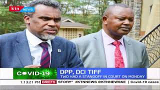 DCI Kinoti aggressively fighting graft as DPP Haji weighs options