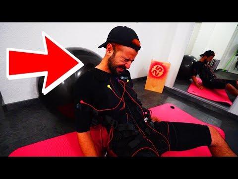 Dr. Bubnovsky Übungen für die Schultergelenke zu Hause
