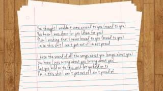 Blackbear - 4U (Acoustic Version) [Lyrics]