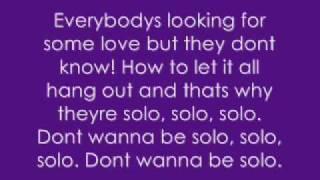 Strut - Adam Lambert (Lyrics on screen)